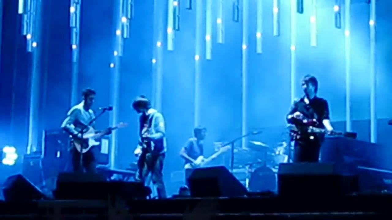 Radiohead Weird Fishes Arpeggi Radiohead Live In