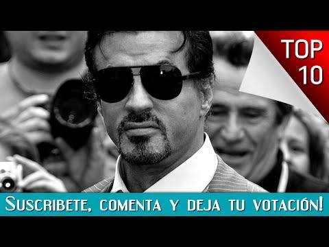 Las 10 Mejores Peliculas De Sylvester Stallone