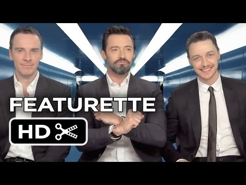 X-Men: Days of Future Past Featurette - X-Perience (2014) - Marvel Movie Sequel HD