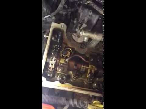 Ford Explorer 2006 4.0 Timing Chain Engine Noise part 1