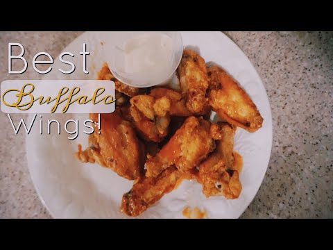 How To Make The Best Buffalo Wings II Feat Magic Chef By NewAir Air Fryer!