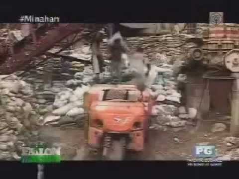 Ted Failon investigates on the effects of Mining in the Philippines