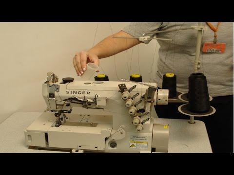 Curso Confec��o de Vestidos - M�quina de Costura Reta Industrial