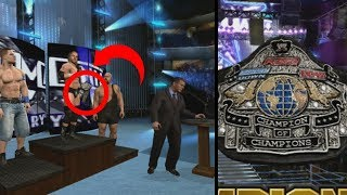 5 Greatest Title Unification Matches In WWE Games