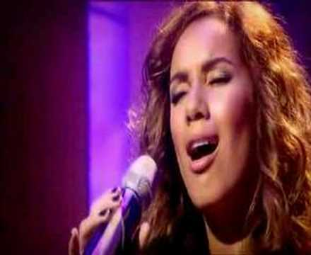 Leona Lewis - The First Time Ever I Saw Your Face