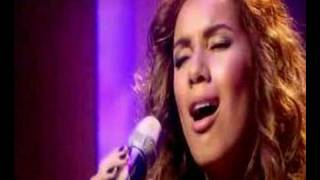 Watch Leona Lewis The First Time Ever I Saw Your Face video