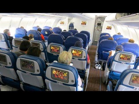Hawaiian Airlines Extra Comfort Seats A330
