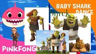 Baby Shark Song SHREK