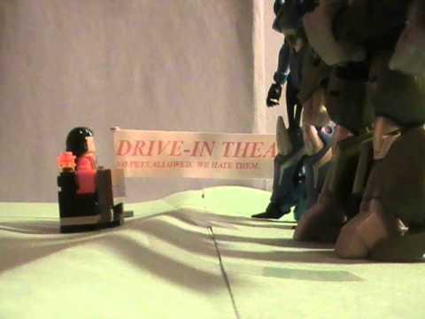 A Random Transformers Skit: Drive In Theater