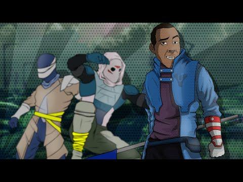 Destiny PvP with Lui Calibre. H2O Delirious and CaRtOonz!