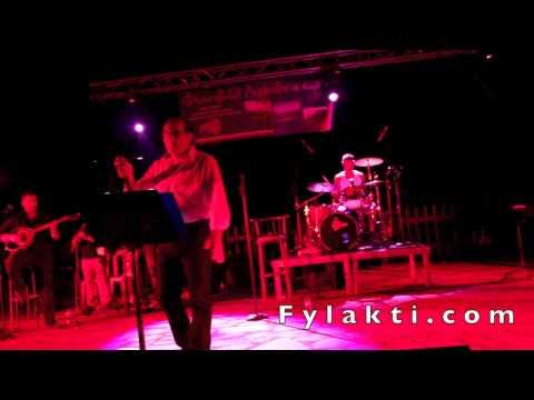 Πασχάλης Τόνιος - Τσιγάρο Ατέλειωτο | Συναυλία Λίμνη Σμοκόβου 29-8-14