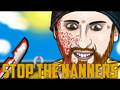 STOP THE NANNERS (Garry's Mod: Hide & Seek)