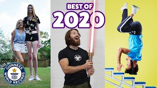 Play this video Best Of 2020 - Guinness World Records