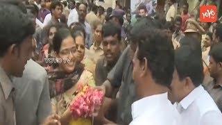YS Jagan 216th Day Prajasankalpa Yatra Highlights | East Godavari  | Jagan Padayatra live