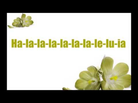 Ha-la-la-la-la-la-la-le-lu-ia lyrics