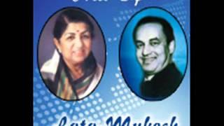 Tum Se Kuch Kehna Hai -A Lata-Mukesh Romantic Duet