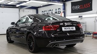 Audi S5 Detailing by Revolab