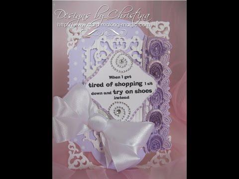 Spellbinders Filigree Hinged Card ( card-making-magic.com)