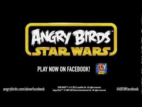 Angry Birds Star Wars llega a Facebook