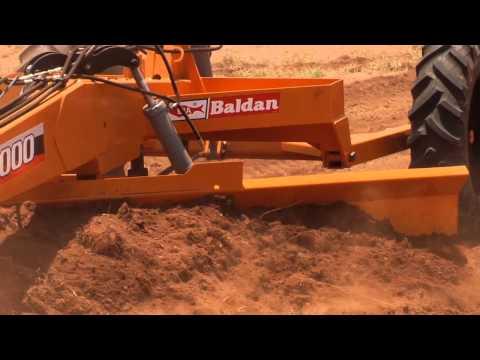 PNA - Plaina Niveladora Agrícola - Baldan Implementos Agrícolas