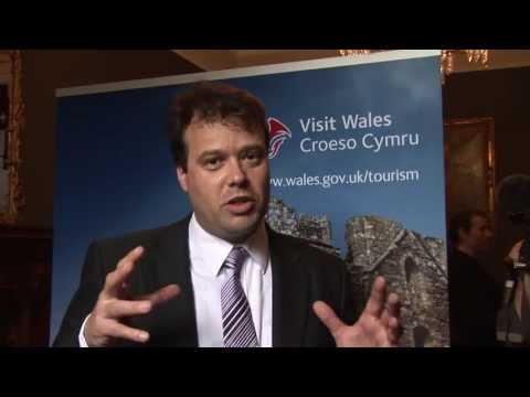 Eddy Webb summarises his 'Digital Tourism' workshop, at Visit Wales Event