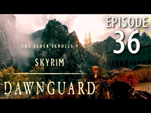 Skyrim: Dawnguard Walkthrough in 1080p, Part 36: Returning to Tamriel at Last (in 1080p HD)