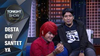 BONGKAR ILMU DUKUN ALA MARCEL RADHIVAL - Tonight Show Premiere