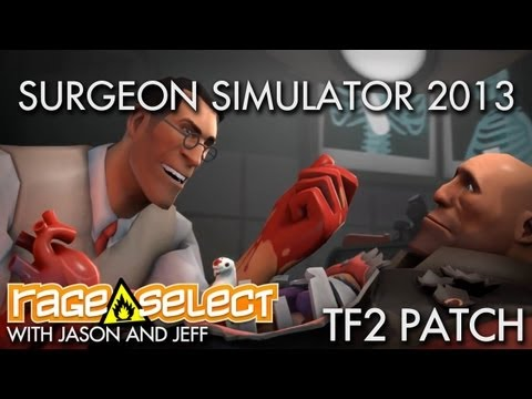 Indie Friday - Jason and Jeff check out Surgeon Simulator 2013 Let's Play