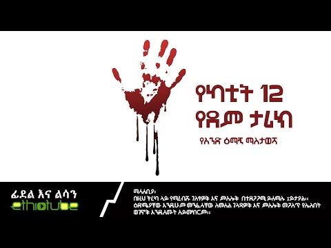 Ethiopia - Fidel Ena Lisan : ፊደል እና ልሳን With Habtamu Seyoum | የካቲት 12 የደም ታሪክ - የአንድ ዕማኝ ማስታወሻ