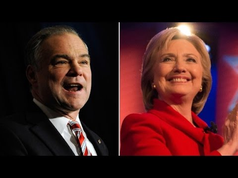 Strategist: Tim Kaine would be best Clinton VP choice