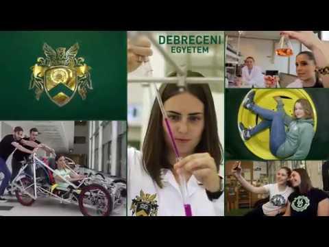 Debreceni Egyetem - A jövőd itt kezdődik
