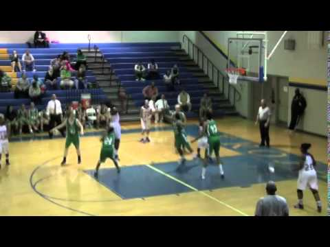 Khai Chandler Garner High School Basketball