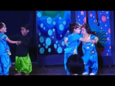 London Thumakda | Cute Dance Steps by Nursery Kids
