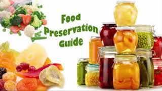 FOOD PRESERVATION KYA HAI JANIYE HINDI MEIN