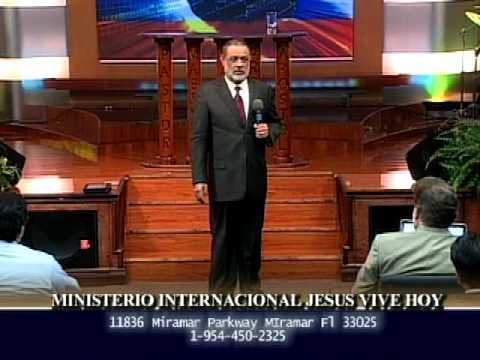 Tres Tipos de Personas - Apóstol Sergio Enríquez