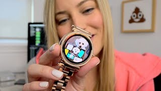 Testing an Android Watch!