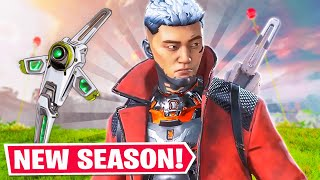 NEW Season! NEW MAP! NEW EVERYTHING! (very epic) - Apex Legends