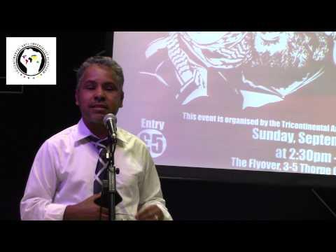Dr. Abdal Aziz - Gaza and the Palestinian Revolution