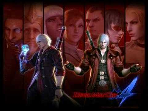 Devil May Cry 4: Total Result tab