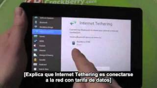 Qu es el Blackberry Bridge de Playbook