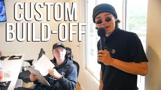 Custom Build Off #8 - On The Spot! │ The Vault Pro Scooters