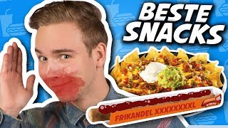 10 BESTE SNACKS!
