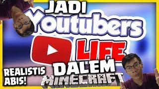 Download lagu Belajar Jadi Youtuber Dalam Minecraft, Real Banget - Minecraft gratis