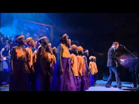 Michael W  Smith   A New Hallelujah Featuring The African Children's Choir Live   YouTube