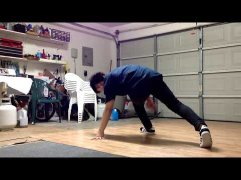 Bboy Tutorial: Beginner Sets video