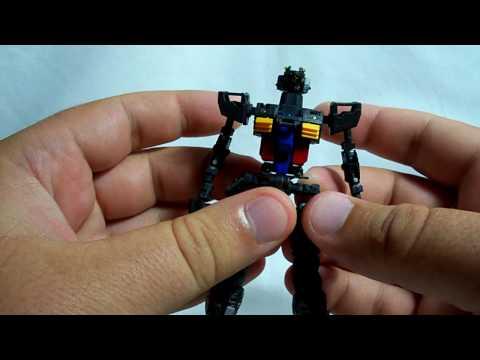 Gundam Review: 1/144 RG RX-78-2 Gundam pt02