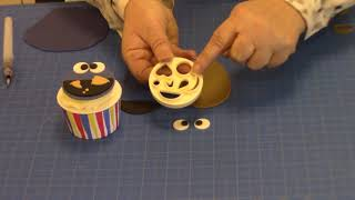 How to Make a Monster Face Using the Funny Faces & More Cutter
