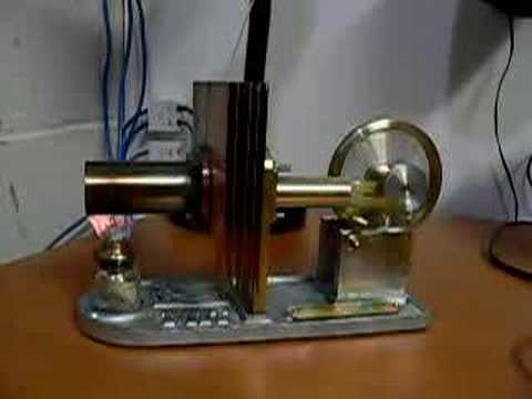 2.670 Stirling Engine