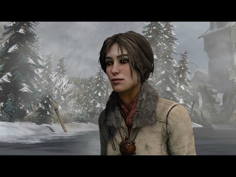 Syberia 3 - Exclusive Trailer
