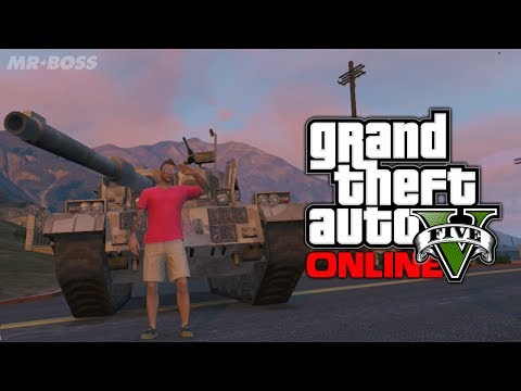how to buy a tank in gta 5 online